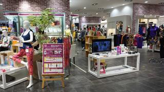 8F店舗+催事会場