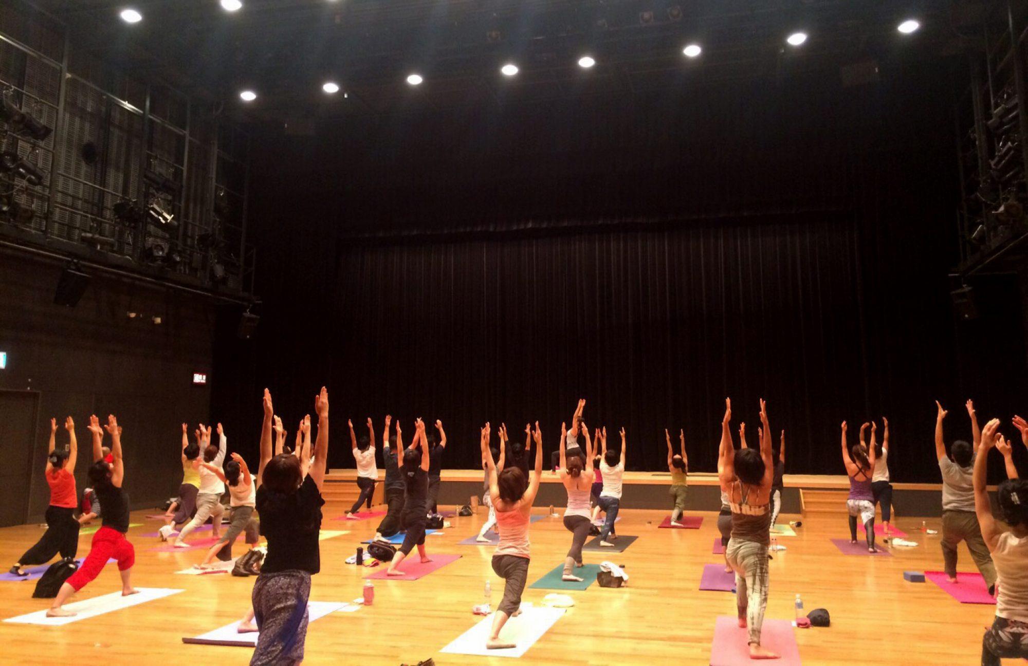 ヨガフェスタ 阪急 2017 秋|Yogafest Hankyu 2017 Fall