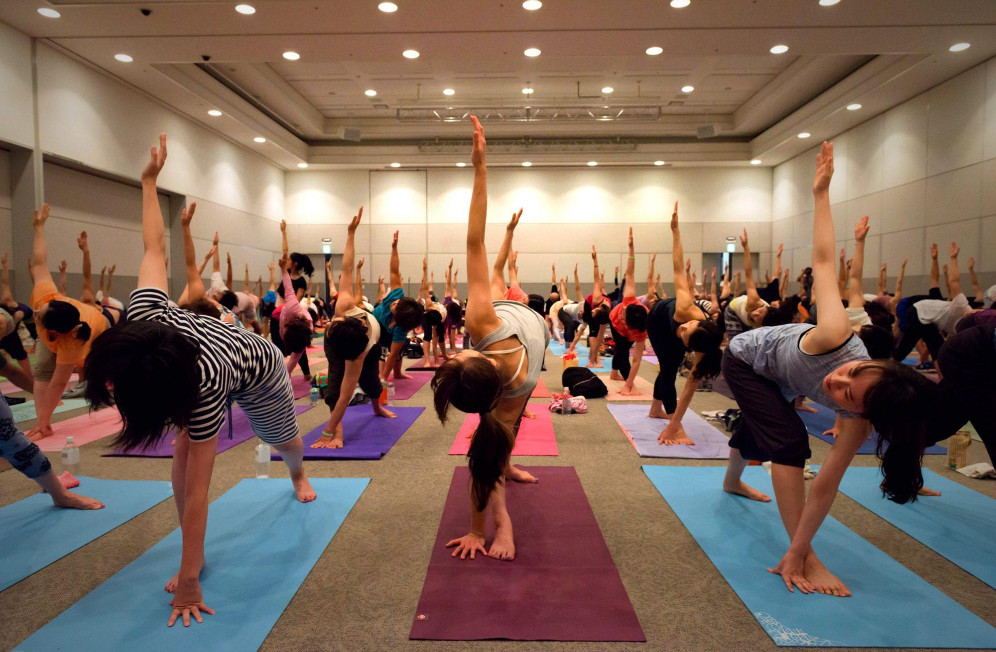 ヨガフェスタ 阪急 2018 春|Yogafest Hankyu 2018 Spring